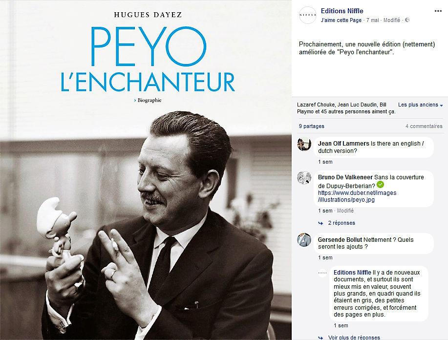 Peyo avec et sans Schtroumpfs - Page 13 Peyoli10