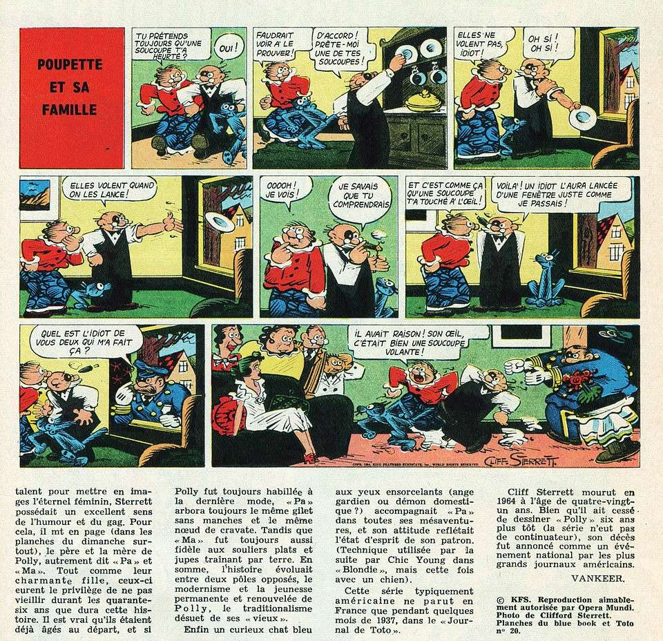 Cliff Sterett, auteur de Polly and her pals - Page 3 Pollys11