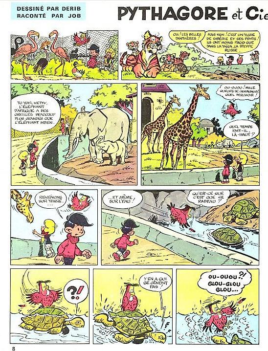 Derib et ses amis - Page 6 Pythag10