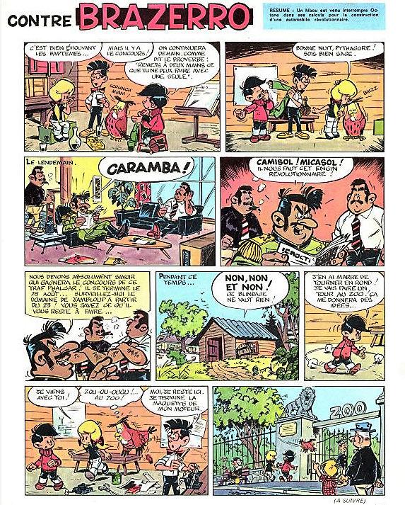 Derib et ses amis - Page 6 Pythag13