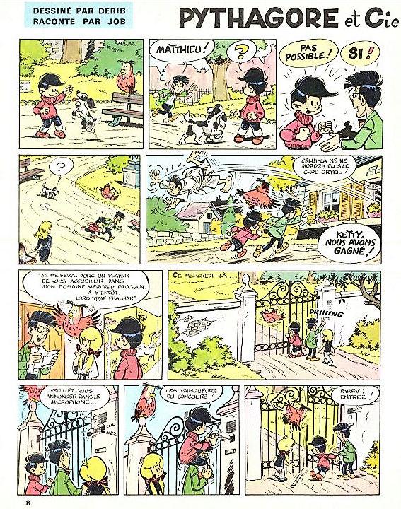 Derib et ses amis - Page 7 Pythag20