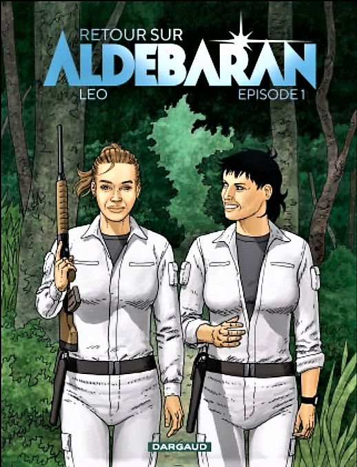 Léo et les Mondes d'Aldébaran - Page 3 Retour11