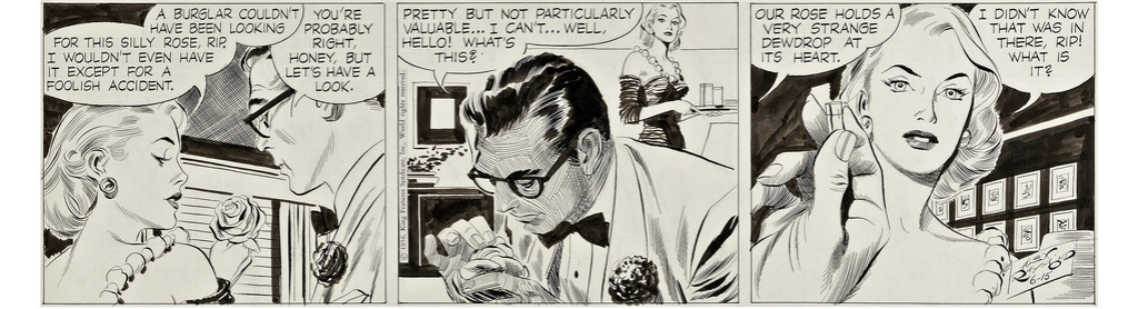 Alex RAYMOND et ses personnages - Page 7 Rkdail11
