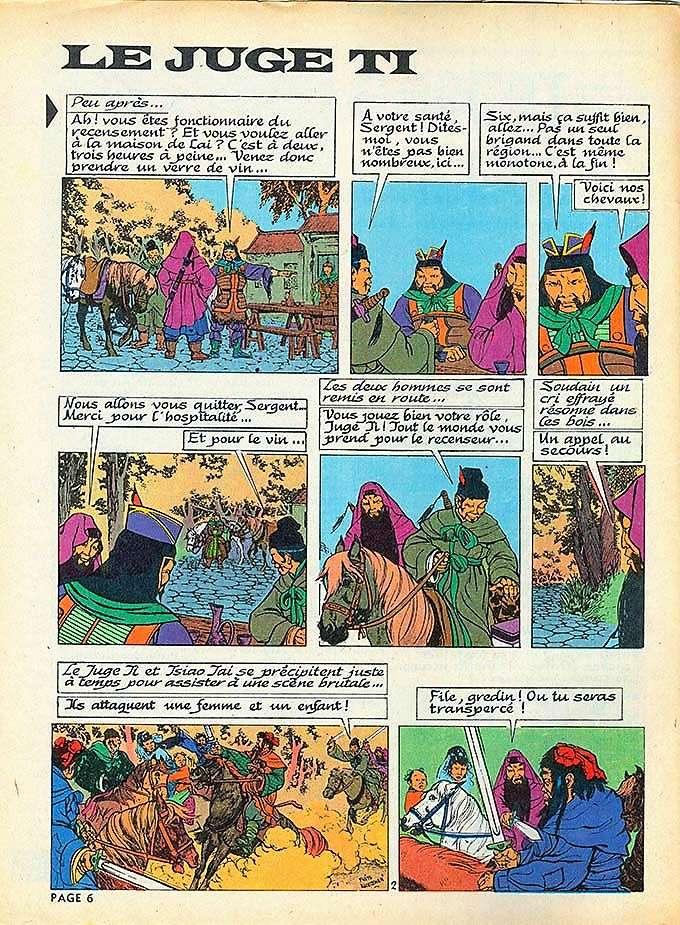 Le genre policier - Page 7 Spirou17