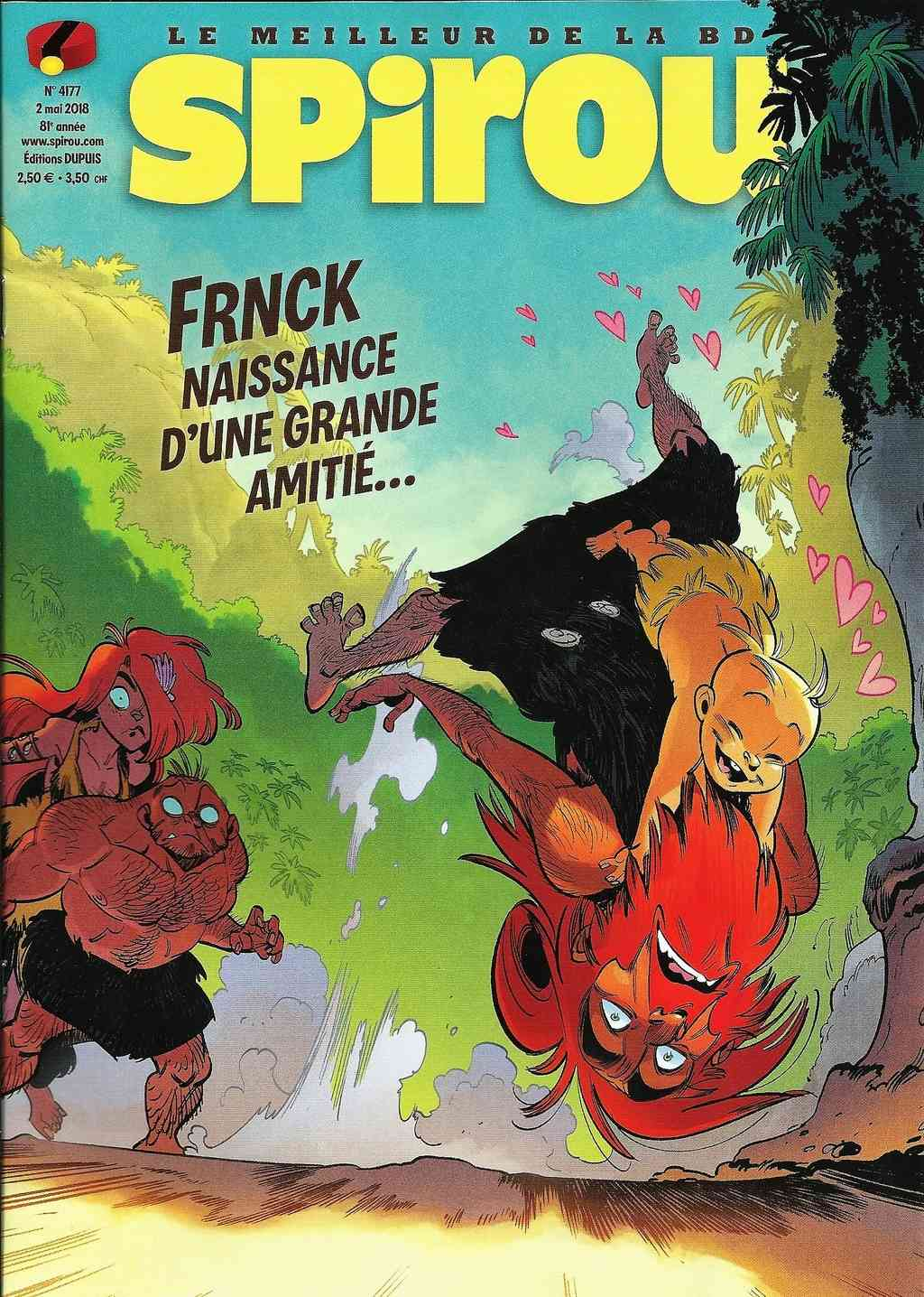 Spirou ... le journal - Page 23 Spnew110