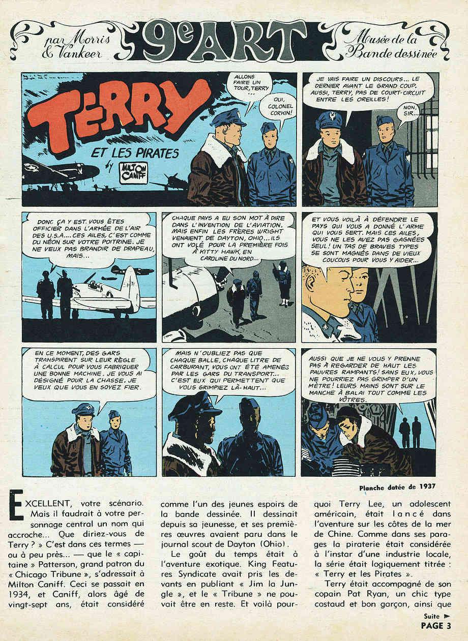 Terry et les pirates de Milton CANIFF - Page 7 Terrys10