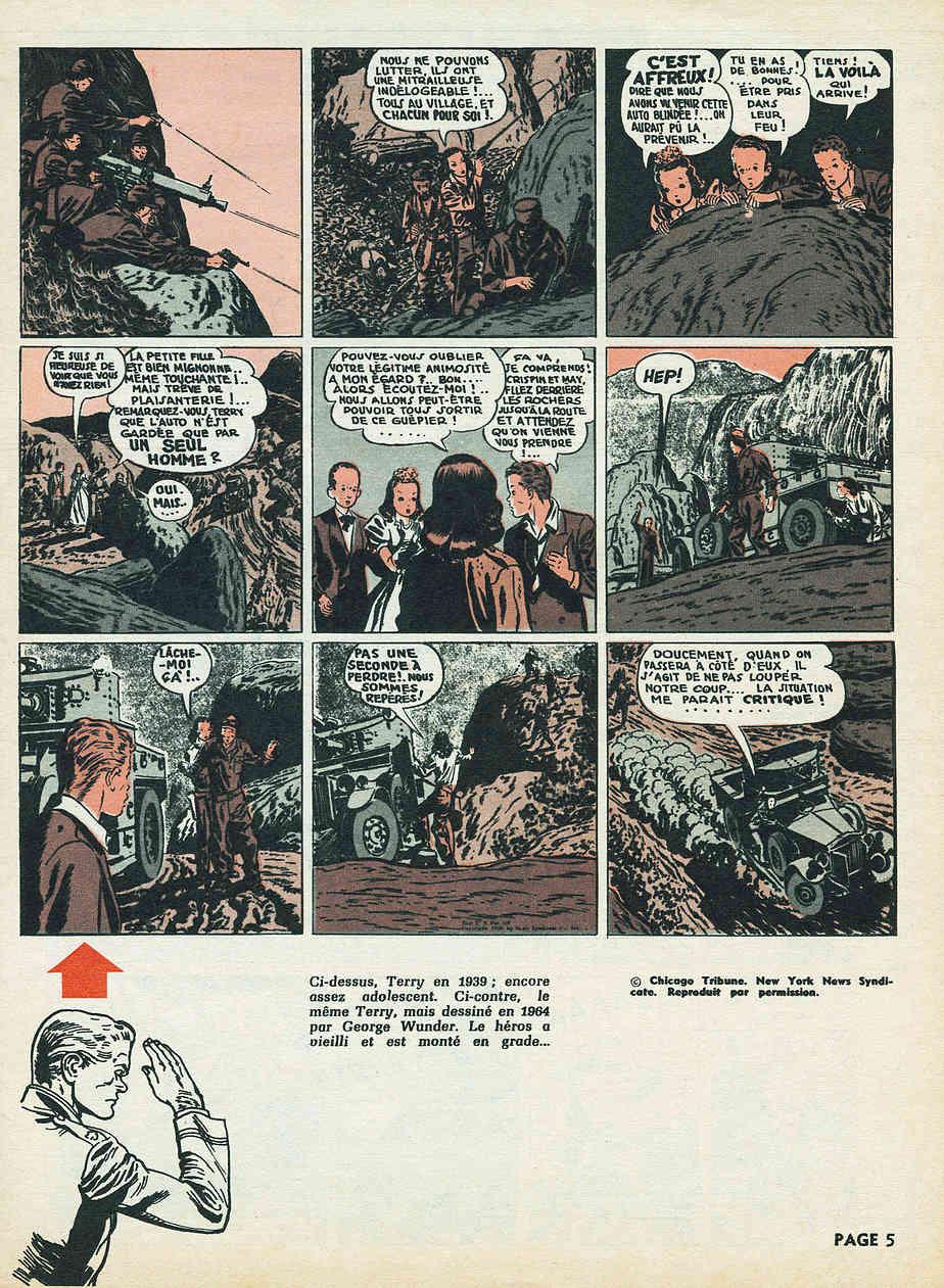 Terry et les pirates de Milton CANIFF - Page 7 Terrys12
