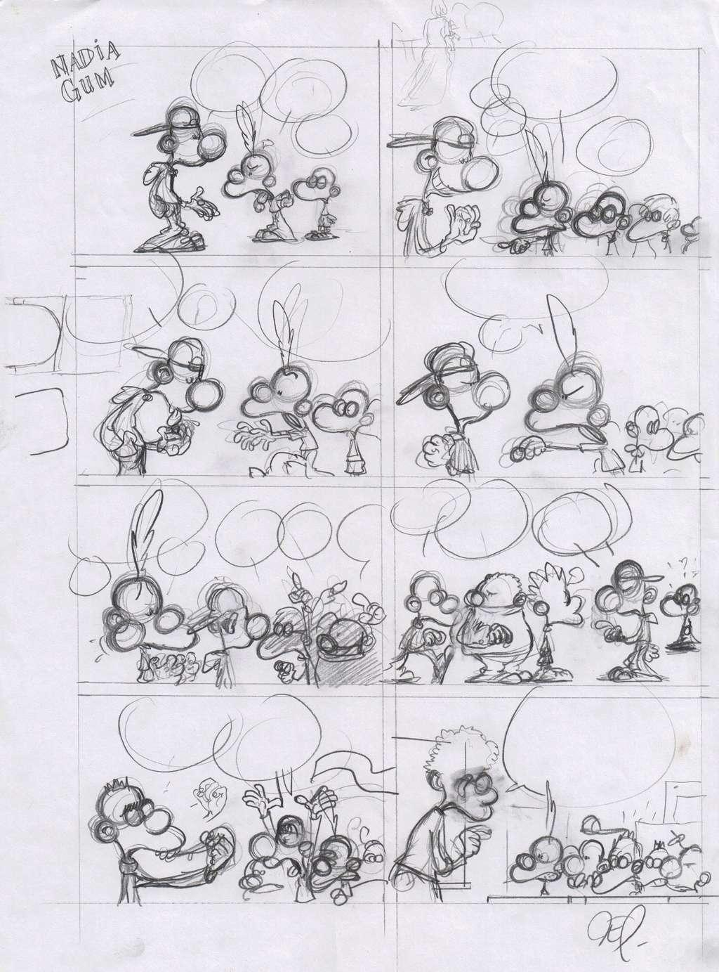 Zep le fou de dessin - Page 6 Titeuf10