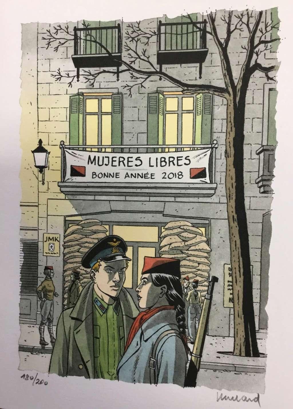 Voeux 2018 des auteurs de bandes dessinées - Page 2 Voeux_11