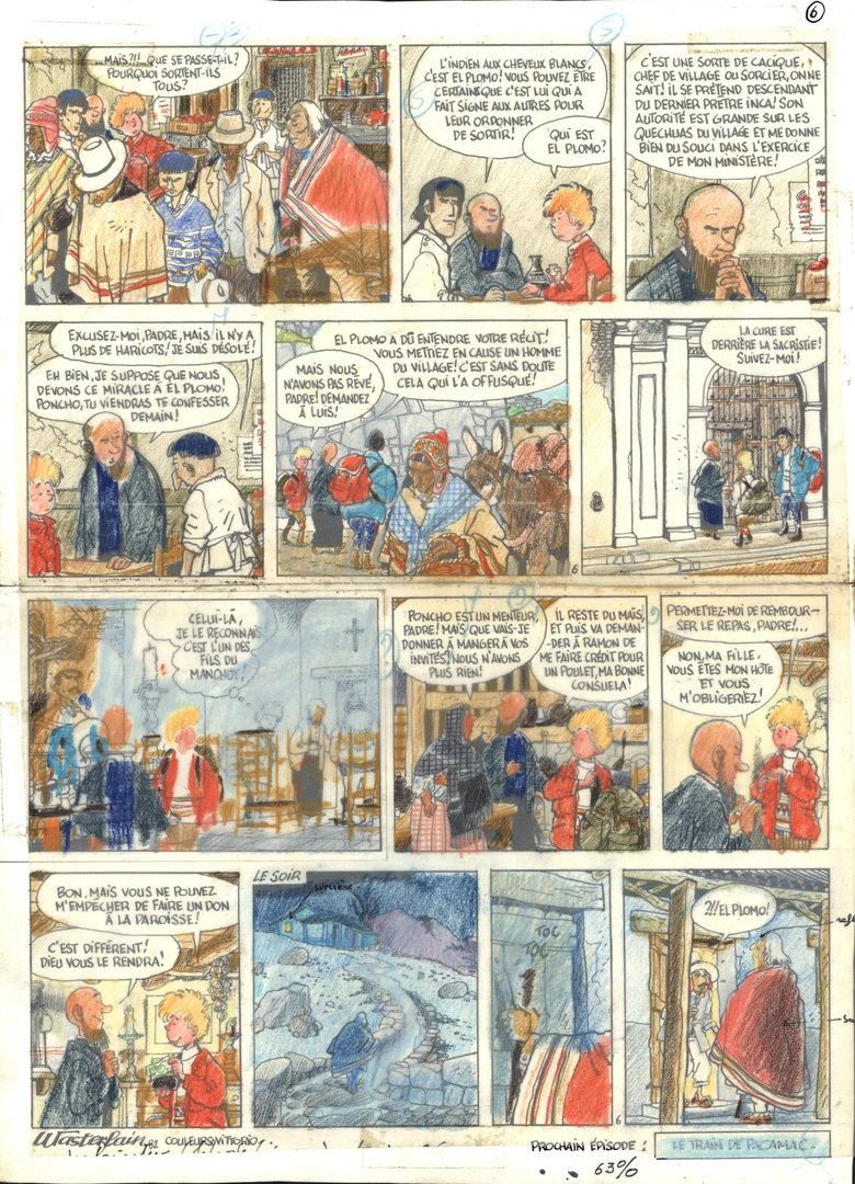 Wasterlain, le Dr Poche et autres travaux plus ou moins connus - Page 2 Waster22