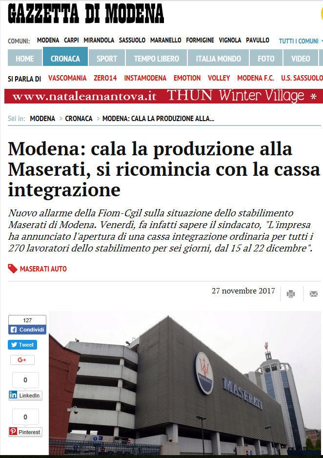 L'andamento del marchio Maserati sul mercato auto nuove - 2017  - Pagina 5 Cattur14