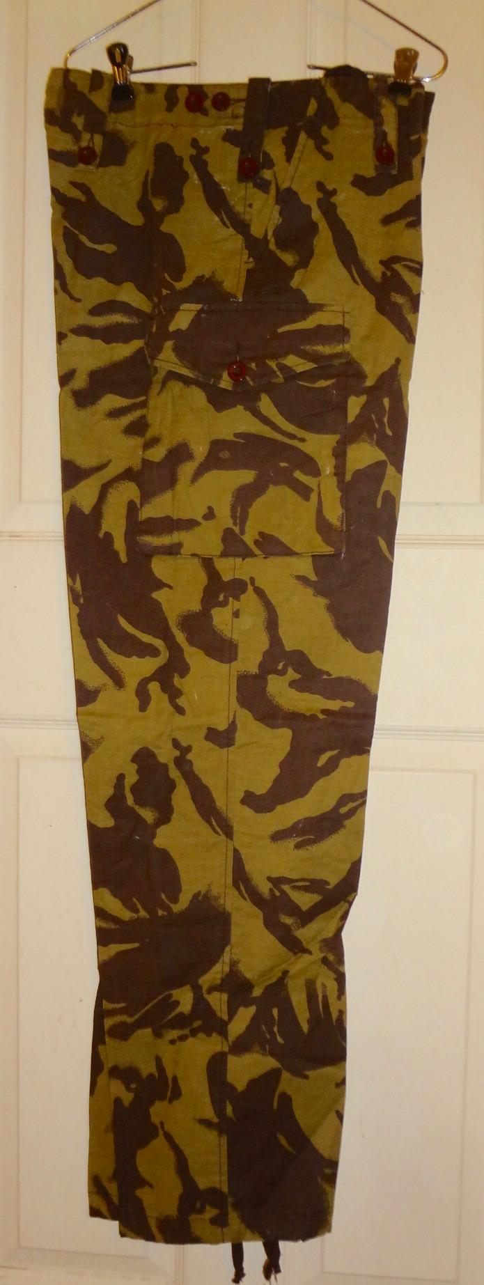 So what is this strange 2 color desert uniform? Dsc09812