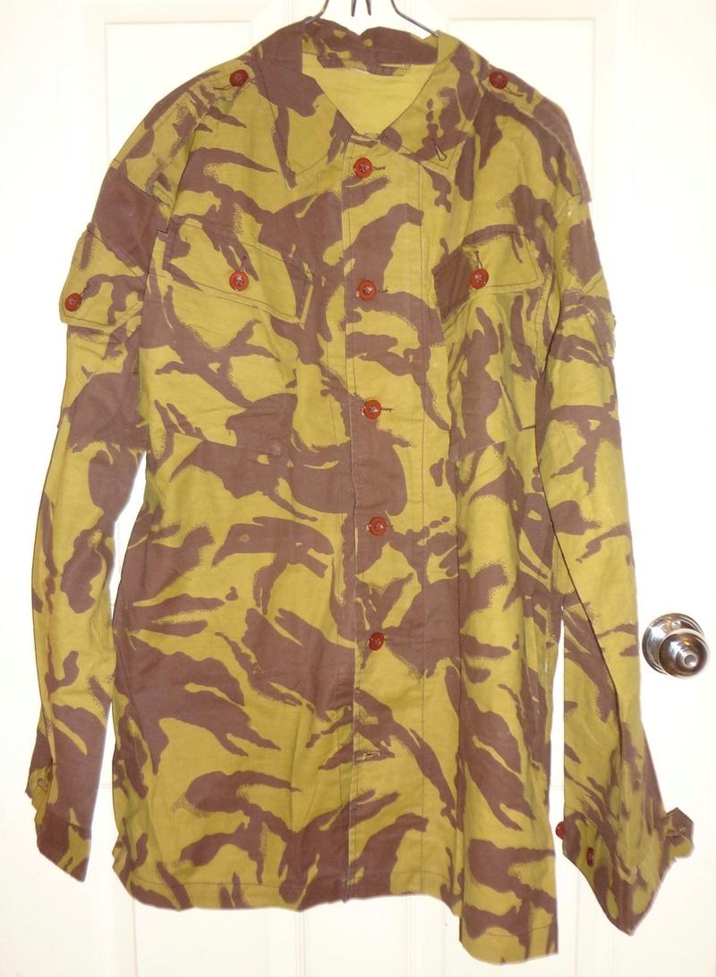 So what is this strange 2 color desert uniform? Dsc09813