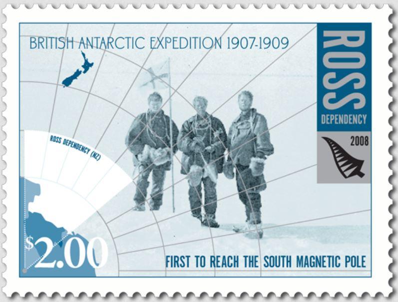 Briefmarken - Briefmarken-Kalender 2018 0116_n11