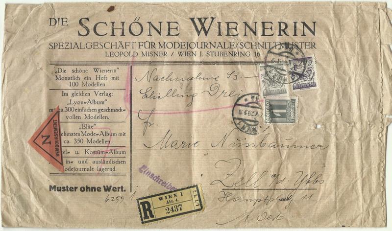 Österreich 1925 - 1938 - Seite 9 19290510