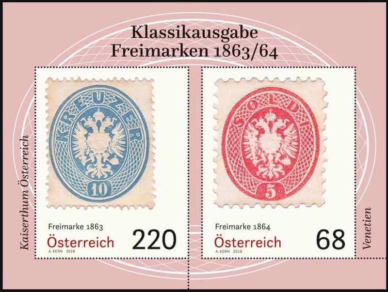 "Sondermarkenblock ""Freimarken 1863/64"" 1_klas10"