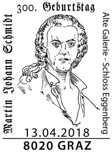 """Sondermarke """"300. Geburtstag Kremser Schmidt"""" 1_schm11"""