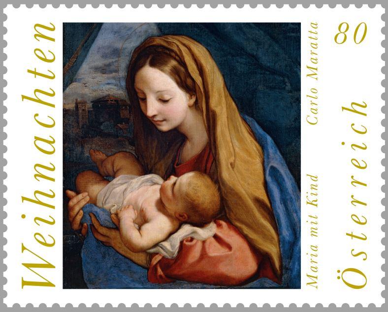 """""""Weihnachten 2017 – Maria mit Kind, Carlo Maratta"""" 4_mari10"""