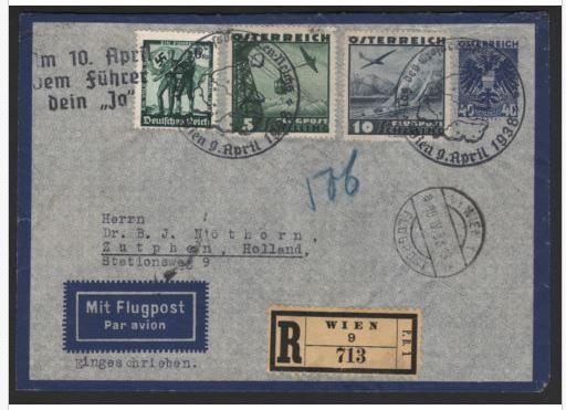 Österreich im III. Reich (Ostmark) Belege - Seite 12 Anfrag10