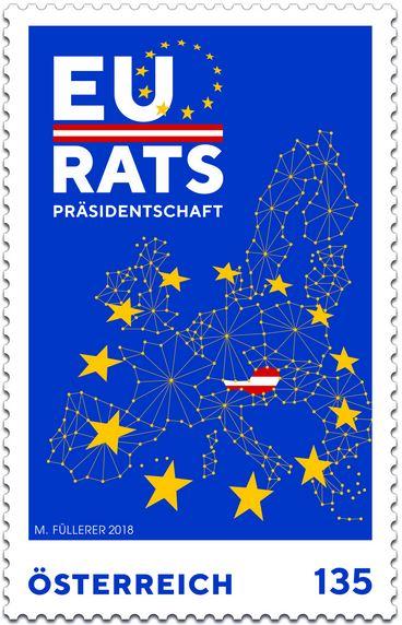 Sondermarke EU Ratspräsidentschaft Eu_mar11