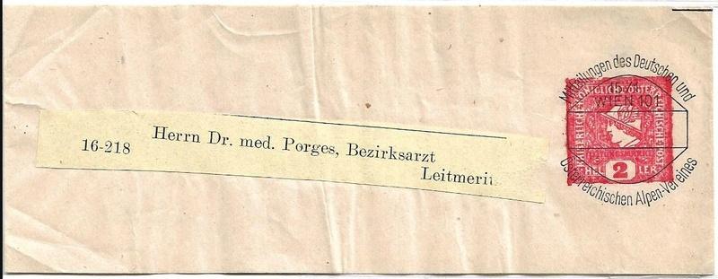 Streifbänder des DÖAV - Seite 2 Old210