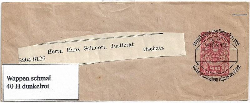 Streifbänder des DÖAV - Seite 2 Old310
