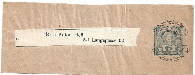 Streifbänder des DÖAV - Seite 2 Old710
