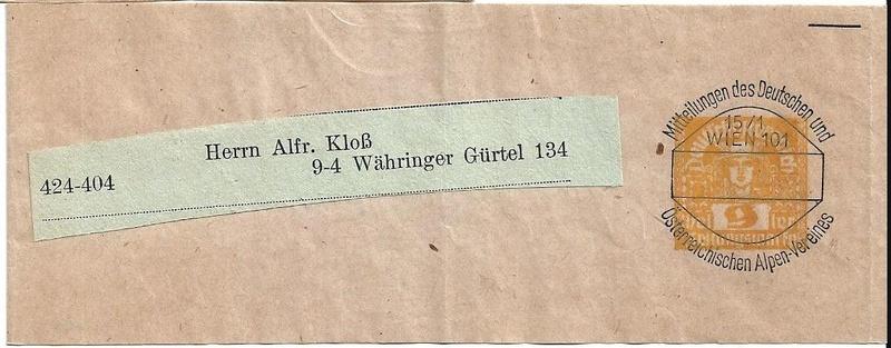 Streifbänder des DÖAV - Seite 2 Old810