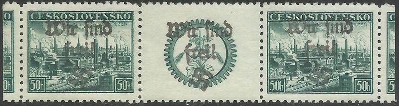 sudetenland - Sudetenland - Ausgabe für Reichenberg Reiche10