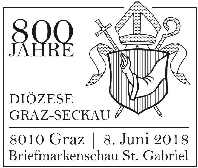 Sondermarke 800 Jahre Diözese Graz-Seckau Seckau11