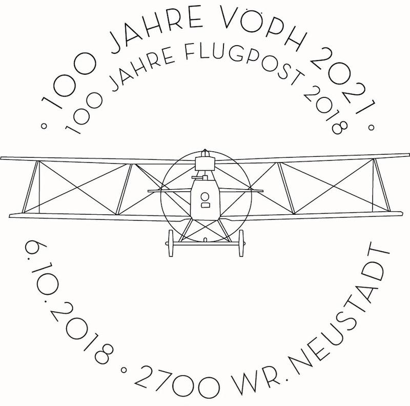 Sondermarke (Block) 100. Jahre Flugpost Sst_1011