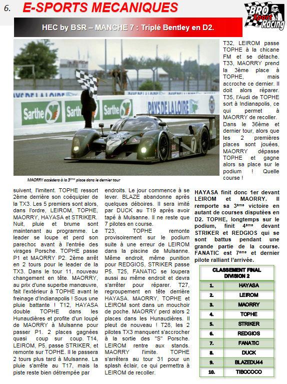 gazette du 29/11/18 P610