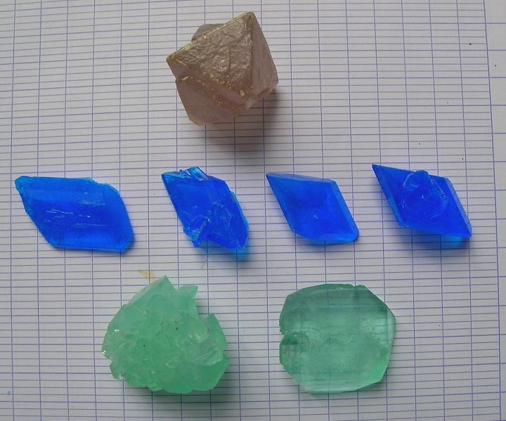 sulfate de fer Unig10