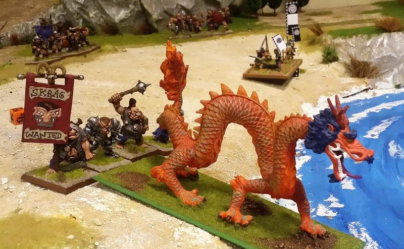 Warhammer Fantasy, Galerie de Batailles - Page 16 20180318