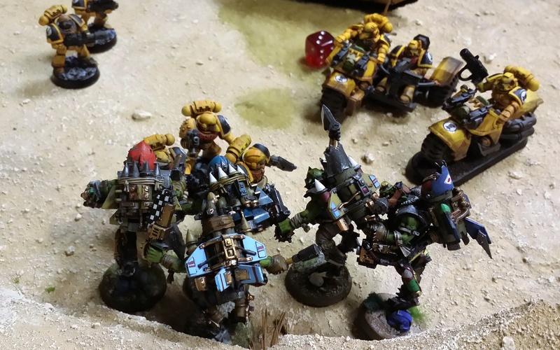 Warhammer 40K. Galerie de Batailles ! - Page 6 20180415
