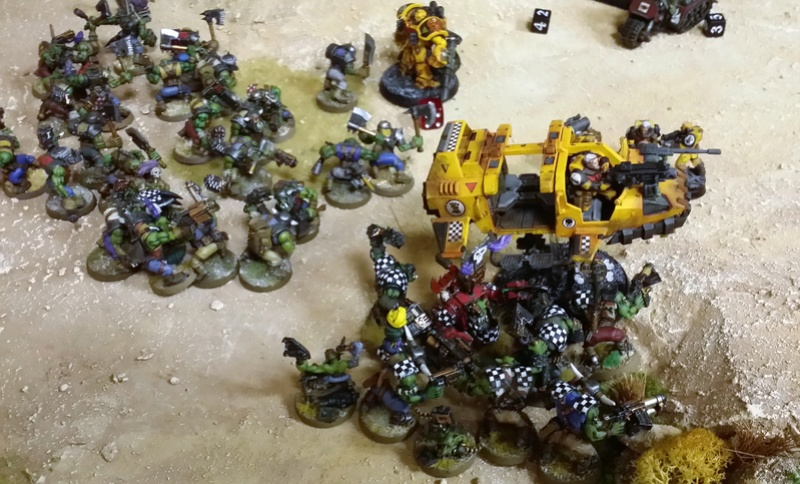 Warhammer 40K. Galerie de Batailles ! - Page 6 20180416