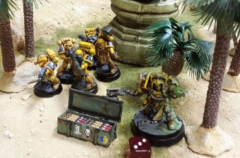 Warhammer 40K. Galerie de Batailles ! - Page 6 20180417