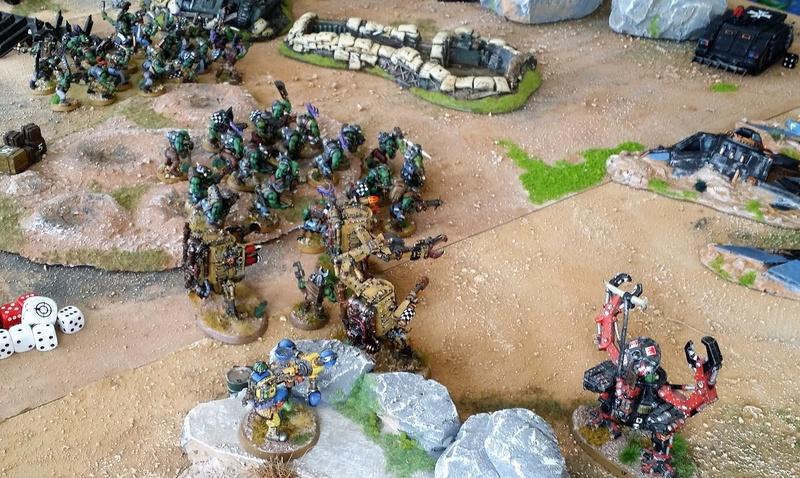 Warhammer 40K. Galerie de Batailles ! - Page 6 20180443