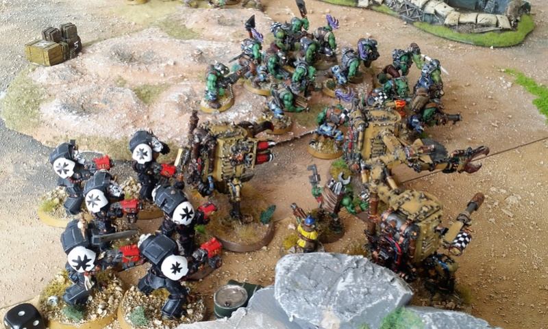 Warhammer 40K. Galerie de Batailles ! - Page 6 20180445