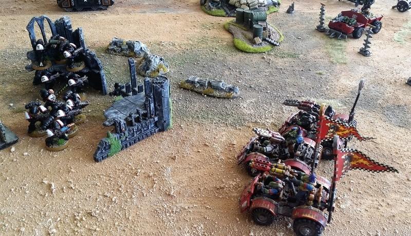 Warhammer 40K. Galerie de Batailles ! - Page 6 20180447
