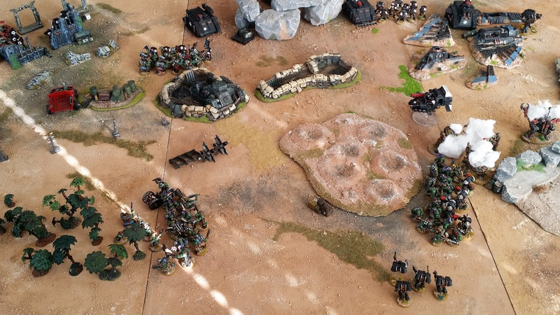 Warhammer 40K. Galerie de Batailles ! - Page 6 20180451