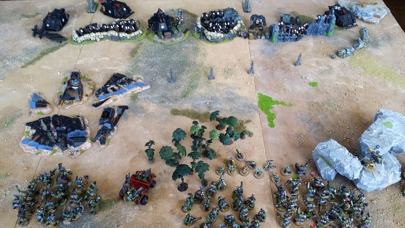 Warhammer 40K. Galerie de Batailles ! - Page 6 20180452