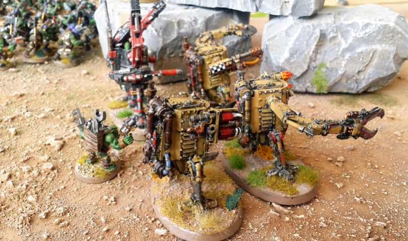 Warhammer 40K. Galerie de Batailles ! - Page 6 20180453