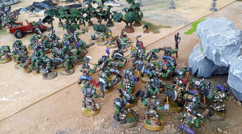 Warhammer 40K. Galerie de Batailles ! - Page 6 20180454