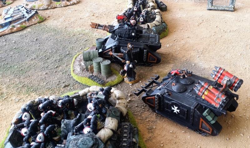 Warhammer 40K. Galerie de Batailles ! - Page 6 20180456