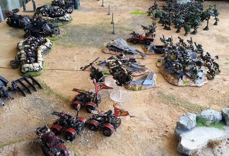 Warhammer 40K. Galerie de Batailles ! - Page 6 20180457