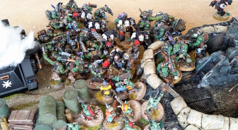 Warhammer 40K. Galerie de Batailles ! - Page 6 20180458