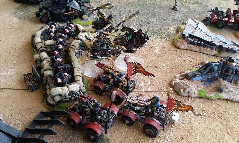Warhammer 40K. Galerie de Batailles ! - Page 6 20180460
