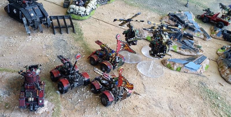 Warhammer 40K. Galerie de Batailles ! - Page 6 20180461