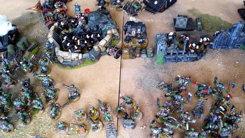 Warhammer 40K. Galerie de Batailles ! - Page 6 20180462